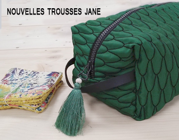 Trousse rectangulaire Jane