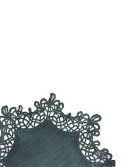 Napperon-gris-vert-detail