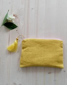Trousse-lin-jaune