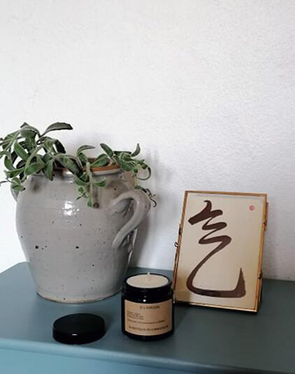 Bougie et bougie parfumée Lyon artisanale