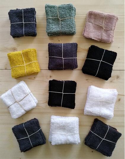 cotons lavables lingettes Lyon